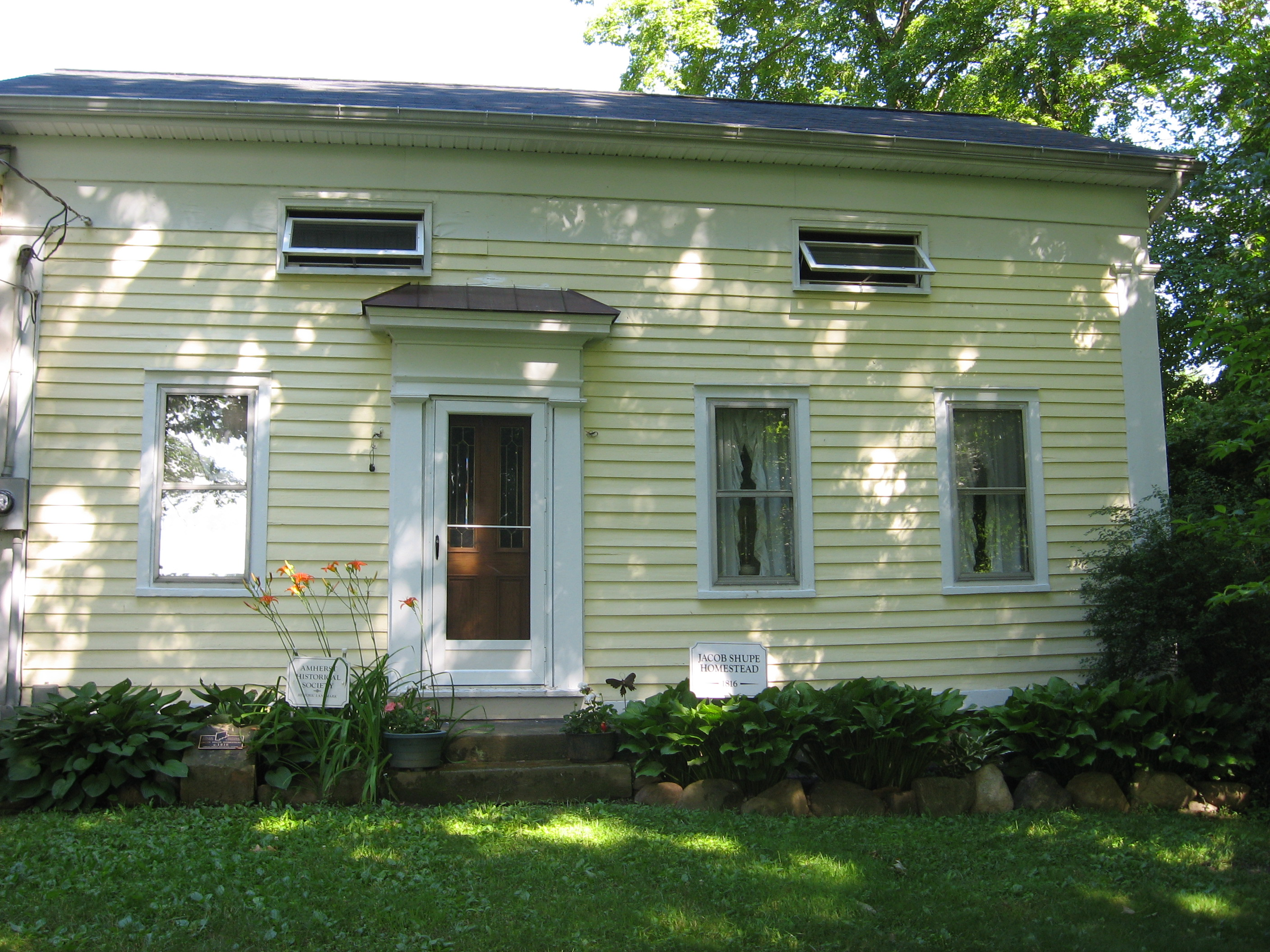 Historic Shupe House